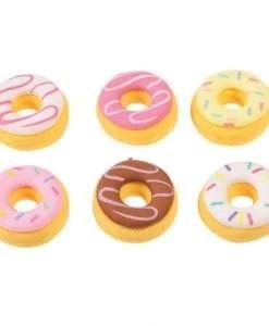 Gommes Donuts – Lot de 6