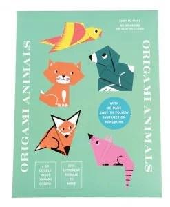 Set de 24 animaux en Origami – Rex