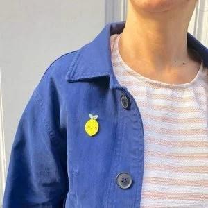 pins citron