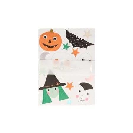 Stickers thème Halloween Meri Meri