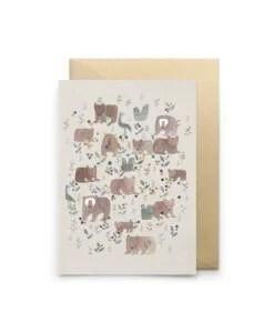 Carte Ourses Petit Gramme