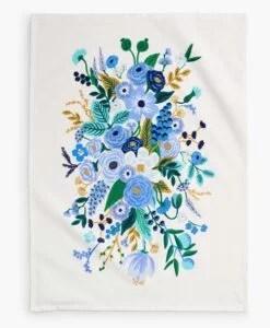 Torchon Rifle Paper Co Garden Party Blue