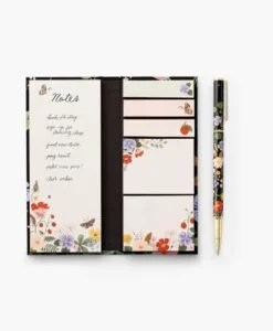 Stylo Strawberry Fields Rifle Paper Co mine rechargeable