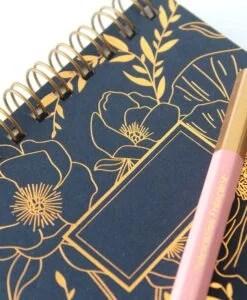 Bloc-notes La fine fleur
