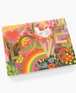 Carte All you need is Love Rifle Paper