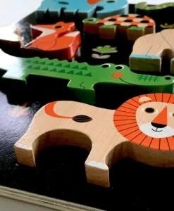 Puzzle Animaux Ingela Arrhenius