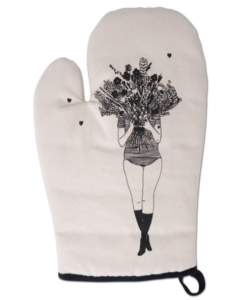 Gant de cuisine Flower girl Helen B