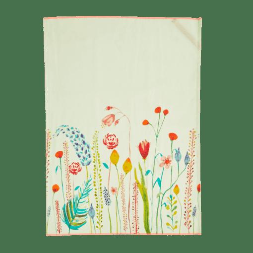 Torchon Fleurs sauvages