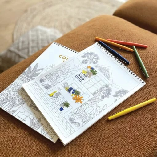 Cahier de coloriage All The Ways To Say
