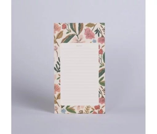 Bloc-notes Herbier Season Paper