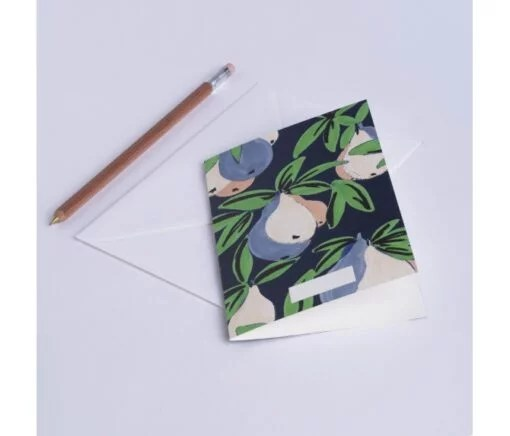 Carte Exquise Season Paper