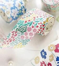 Masking tape Blossoms