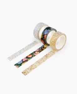 Masking tape Rifle Paper Co Strawberry Fields – Lot de 3