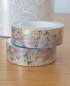 Masking tape Glowy Spring