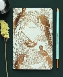 Carnet Paradis Tropical Les Editions du Paon
