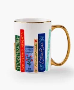 Mug Rifle Paper Book club