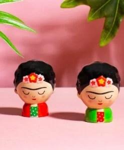 Sel et poivre Frida Khalo