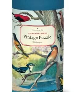 Puzzle Oiseaux 1000 pièces Cavallini
