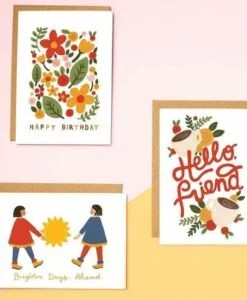 Carte encouragement Sunshine Jade Fisher
