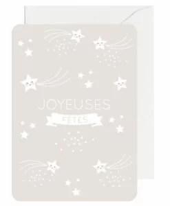 Carte Joyeuses Fêtes Zü