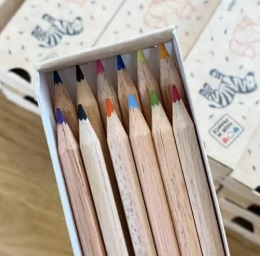 Crayons de couleur Animaux