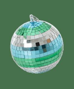 boule-facette-verte-ricedk-15cm
