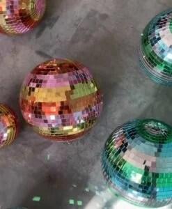 Boule à facettes – 25 cm