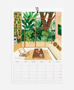 Calendrier 2022 All the Ways to Say Slow Living