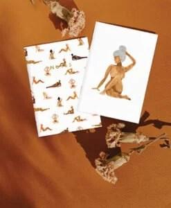 Carnets de poche Women- lot de 2