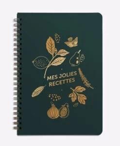 Carnet de recettes Happy fruit Les Editions du Paon