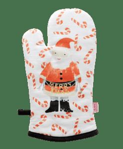 Gant de cuisine Père Noël Rice