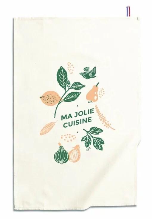 Torchon Happy Fruit