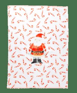 Torchon Père Noël Rice