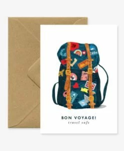 Carte Bon voyage All The Ways To Say