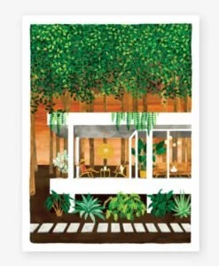 poster-vegetal-_House_in_the_Woods-all-the-ways-to-say