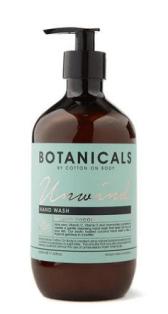 Botanicals Unwind Hand Wash