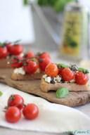 Bruschetta pomodorini