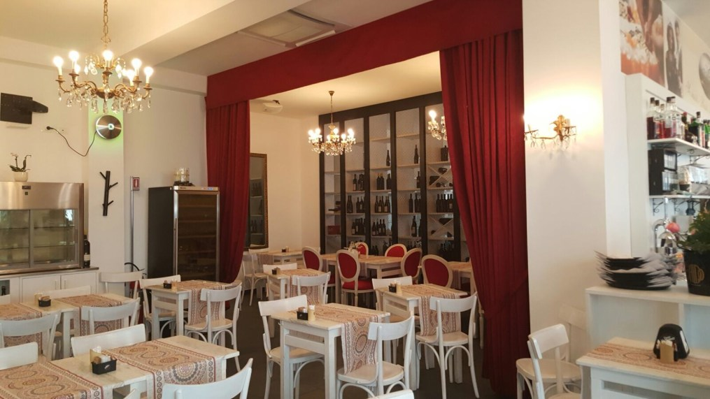Sala feste e aperitivi