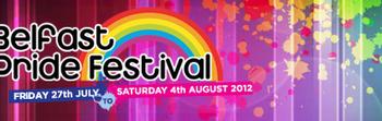 Belfast pride Logo