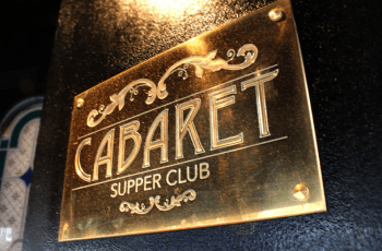 Cabaret Supper Club