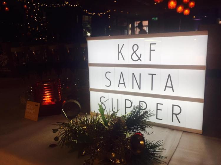Knife and Fork Christmas