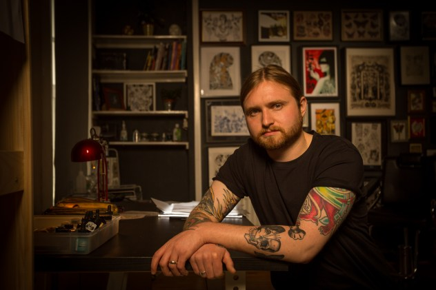 Connor Curran (Crooked Mile Tattoo) 1