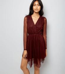 Dress- New Look, £24.99