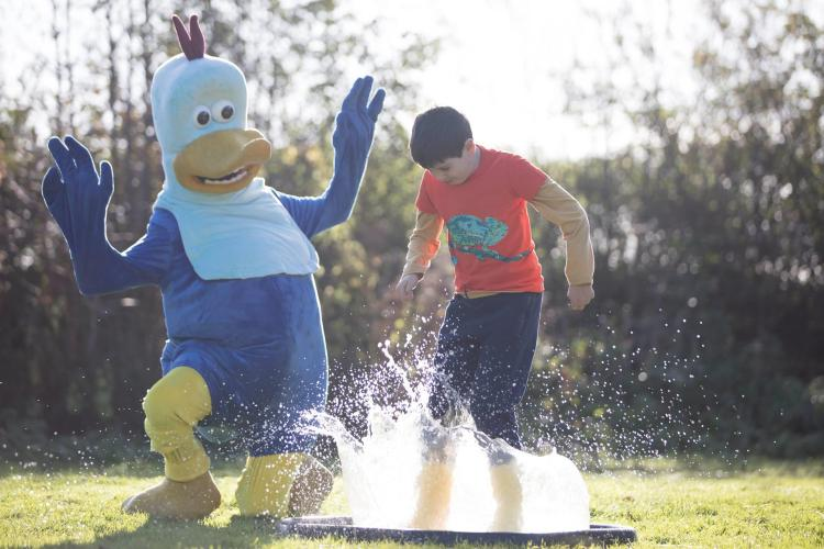 Dusty's Northern Ireland Puddle Jumping Championships