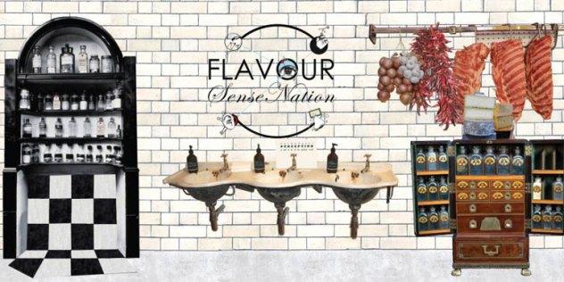 Flavour SenseNation