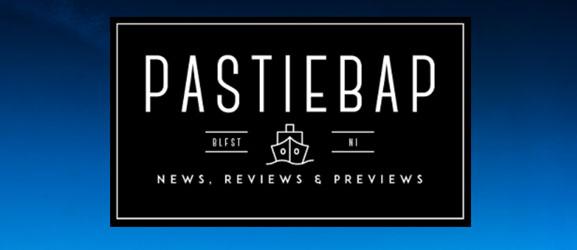 PastieBap New Logo