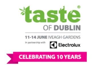 Taste of Dublin 2015