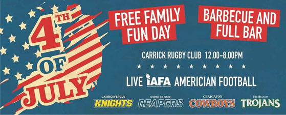 4th July Fun Day