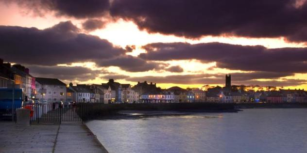 Streets of Donaghadee Exhibition