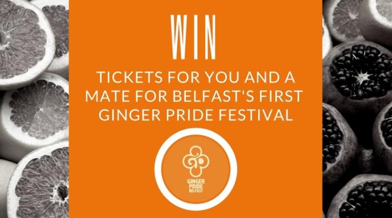 Ginger Pride Belfast